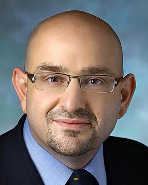 Headshot of Bashar Safar