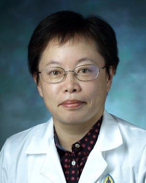 Headshot of Ying Liu