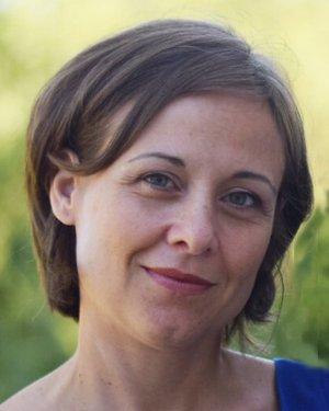 Headshot of Elena Gallo MacFarlane