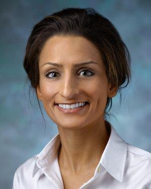 Headshot of Najlla Nassery