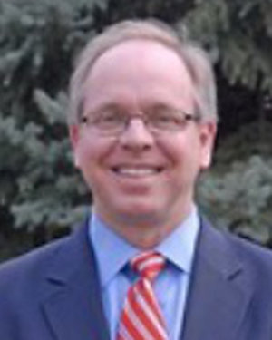 Headshot of Gregory Bruce Diette