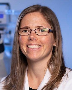 Headshot of Laura Ensign-Hodges