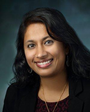 Headshot of Lakshmi Santhanam