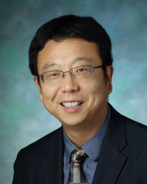 Headshot of Guanshu Liu