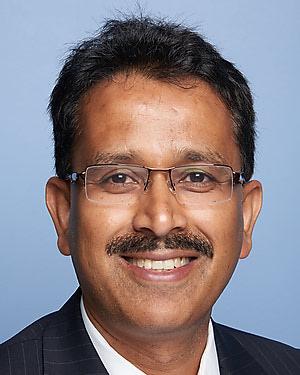 Headshot of Mahadevappa Mahesh