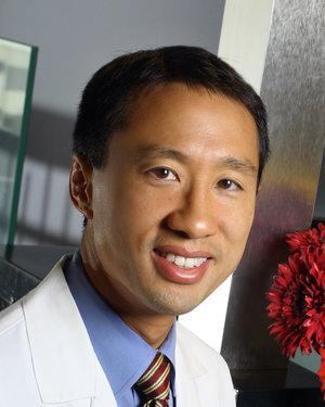 Headshot of Frank Lin