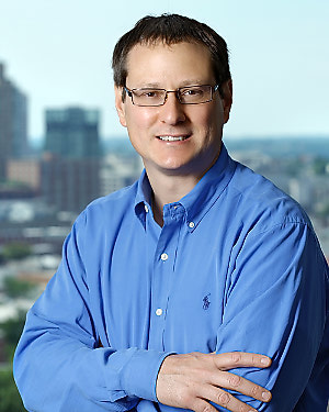 Headshot of Kenneth W. Kinzler