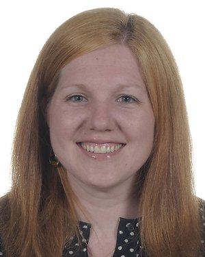 Headshot of Sara Elizabeth Barnes Mixter