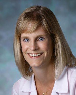 Headshot of Kristin Janson Redmond