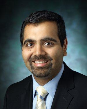 Headshot of Amit Kumar Pahwa