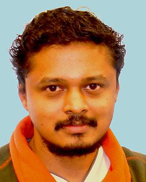 Headshot of Sushant Krishna Kachhap