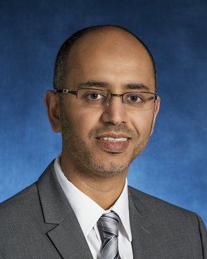 Headshot of Fawaz Saeed Omar Al Ammary
