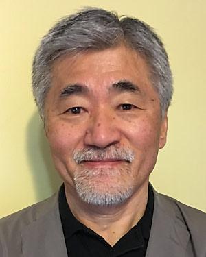 Headshot of Hiroto Kuwabara