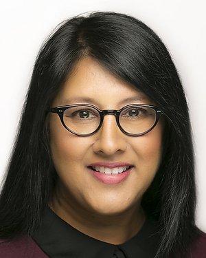 Headshot of Anjula Agrawal