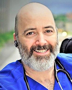 Headshot of Ernest G Brown