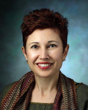 Headshot of Kyrana Tsapkini