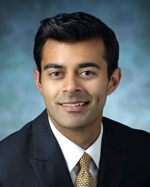 Headshot of Shaun C. Desai