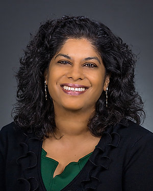 Headshot of Ashani Tanuja Weeraratna