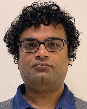 Headshot of Bharath Ambale Venkatesh