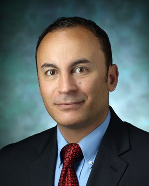 Headshot of Maged Mohamed Harraz