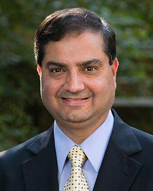 Headshot of Arun Bhandari