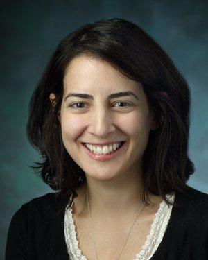 Headshot of Eleni Tiniakou