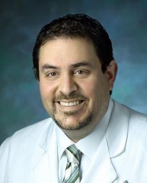 Headshot of Joseph Victor Sakran