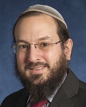 Headshot of Avi Z Rosenberg