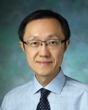 Headshot of Hailun Wang