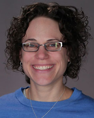 Headshot of Leah Rubin