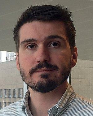 Headshot of Alban Latremoliere