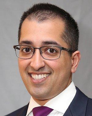 Headshot of Raza Murtaza Shah