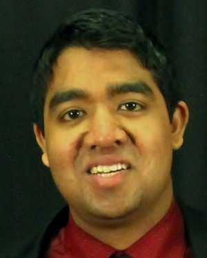 Headshot of Kunal Sailesh Parikh