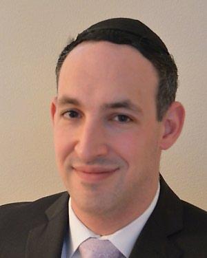 Headshot of Joshua Aaron Rosenbloom