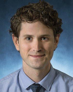 Headshot of David Charles Griffith
