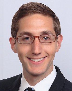 Headshot of Gabriel David Orner