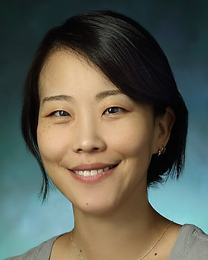 Headshot of Soojung Claire Hur