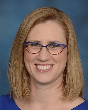 Headshot of Sarah Anne McAvoy