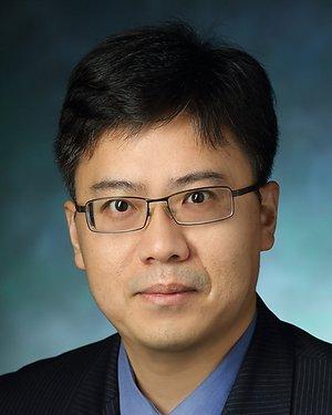Headshot of Jian Liu