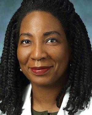Headshot of Julia Ahuruole Ejiogu