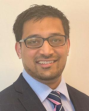 Headshot of Mansoor Ahmad