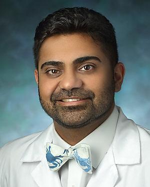 Headshot of Amteshwar Singh