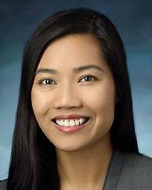 Headshot of Michelle Chi Nguyen