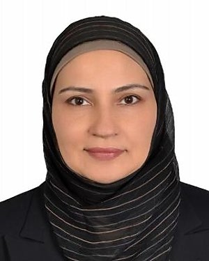 Headshot of Shaista Urooj Ahmed