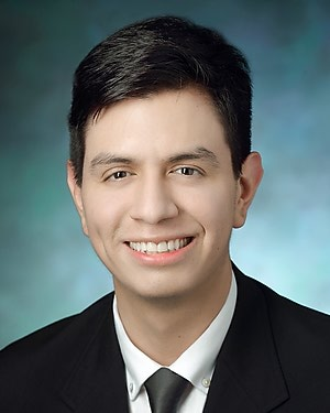 Headshot of Anthony Franco Gonzales