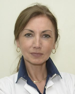 Headshot of Nana Tevzadze