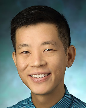 Headshot of Jeffrey Huang Day