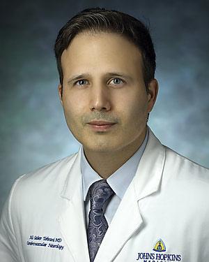 Ali Shabahang Saber Tehrani, M.D.