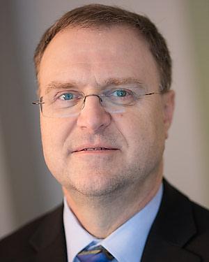Headshot of David Henry Peters