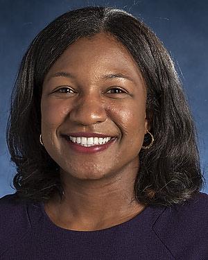 Headshot of Alisha Denise Ware